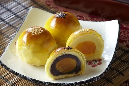 烏豆沙蛋黃酥(中秋限定)