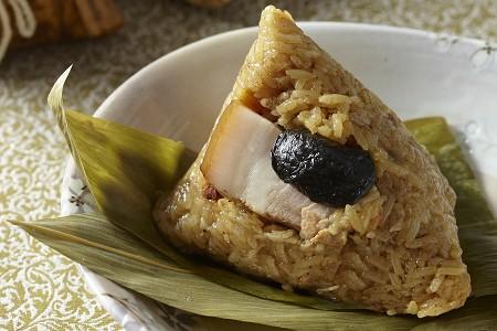 香菇肉粽(線上無販售,請洽店內)
